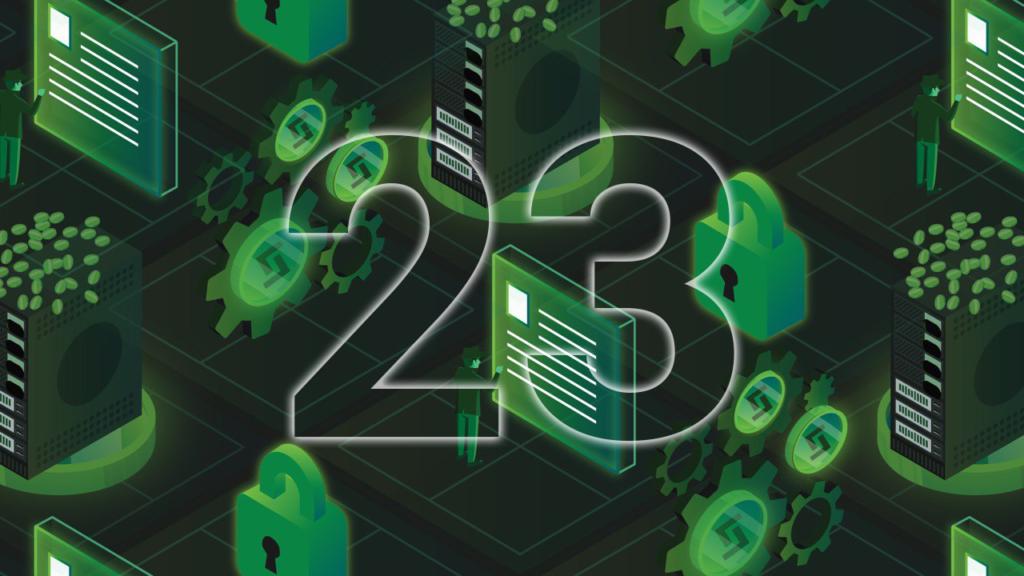 , Weekly Dev Update #23