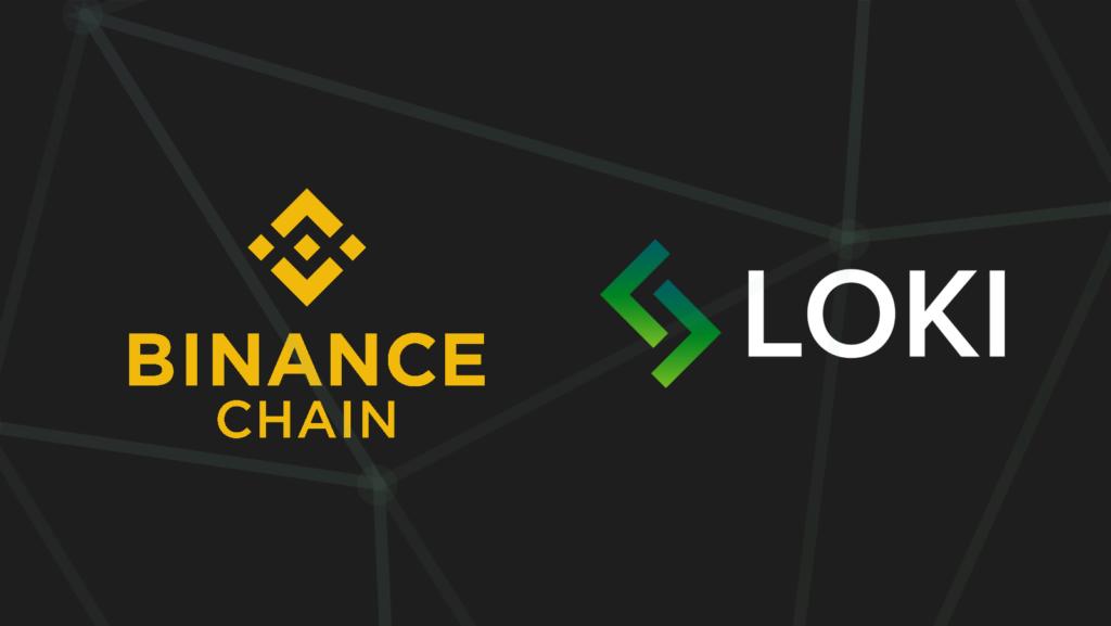 Loki is now listed on Binance DEX