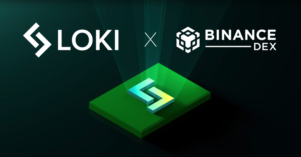Binance Dex Lists Loki