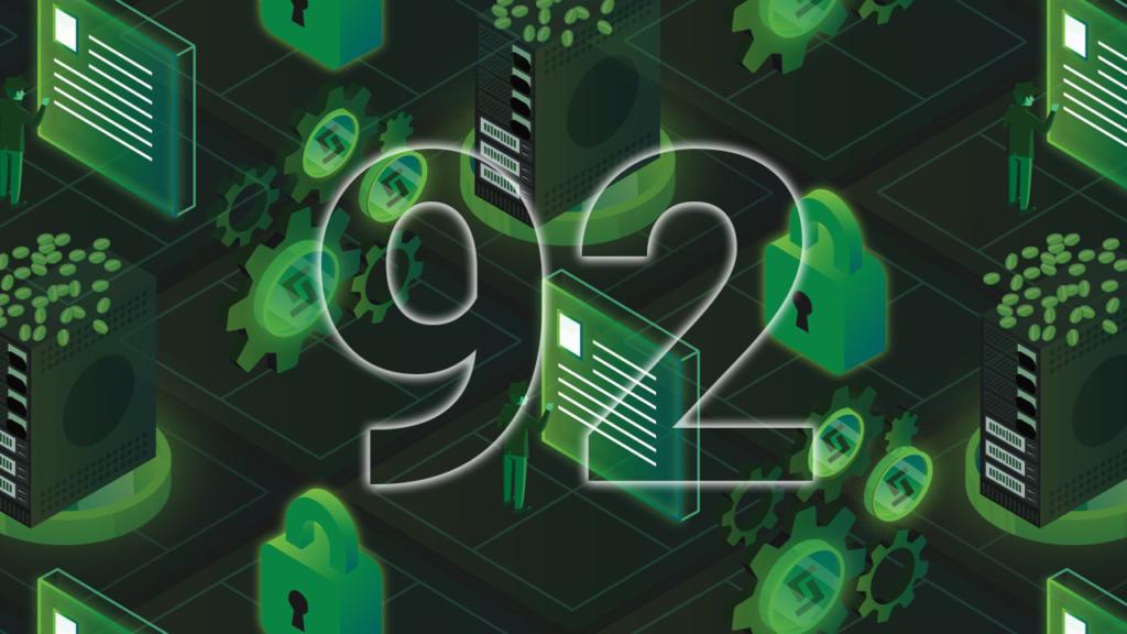 Loki Weekly Dev Update 92 Image large numerals 92